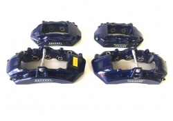 Ferrari FF Set 286424 286425 286432 286433 brake calipers blue
