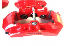 Ferrari FF Scuderia red 267317 267313 282925 282931 brake calipers also for GTC4 Lusso