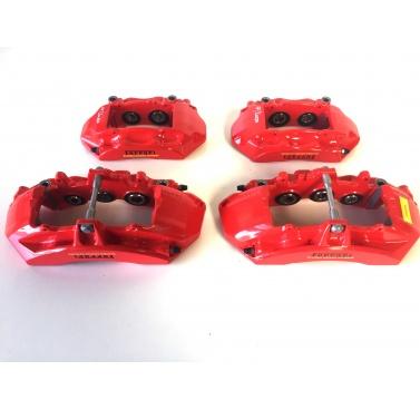 Ferrari FF Scuderia red 267317 267313 282925 282931 brake calipers also for GTC4 Lusso