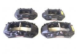 Ferrari California T Set 297301 297300 311665 311664 brake calipers black anodised CCM