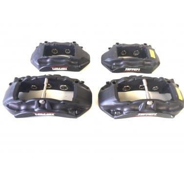 Ferrari California T Set 297301 297300 311665 311664 brake calipers black anodised CCM