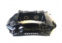 Ferrari California T Set 97302 297303 311669 311668 brake calipers black CCM