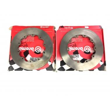 Ferrari 360 Challenge l.h. rear brake disc 182949