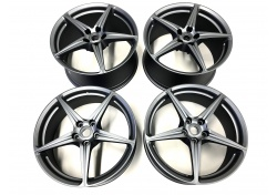 Ferrari 458 set of wheel with tires 20'' 268641, 268642