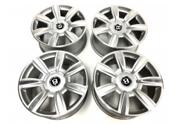 Bentley Continental wheels - 20 inch - 3W0601025S