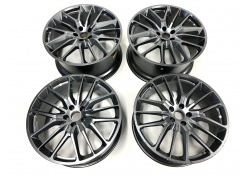 Maserati Ghibli Quattroporte Felgen Alufelgen 21 Zoll Wheels Rims Set 670011860 670011859