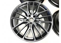 Maserati Ghibli Quattroporte 21 Zoll Wheels Rims Set 670011860 670011859