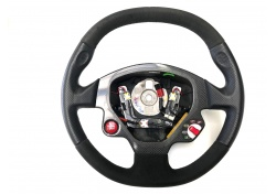 Ferrari F430 Scuderia STEERING WHEEL BLACK ALCANTARA 81844200