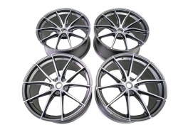 Ferrari F12 TDF Wheels Set, Rims 313695, 313696