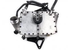 McLaren 650S MP4-12C Wasser Ladeluftkühler Rechts Water Charge Air Cooler 11F1071CP RH