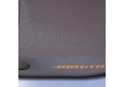 FERRARI 488 SPIDER CARBON LHD CARBON FIBRE OVERMATS EXTINGUISHER KIT 70004942