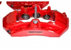 Ferrari FF Set of Brake Calipers Rosso Corsa 70002589
