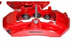 Ferrari FF Set of Brake CalipersRosso Corsa 70002589