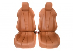 Ferrari 458 Cuoio, leather seats