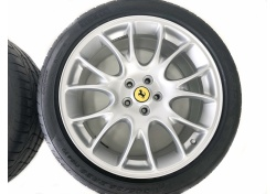 Ferrari 612 20 Zoll RIMS BBS 213595 213596