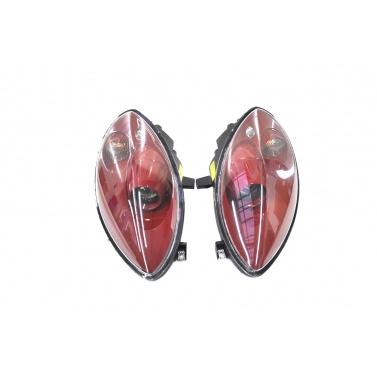 Ferrari 612 Scaglietti Headlight Rubino Mica 80223989 80224089