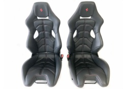 Ferrari 488 Racing Carbon Seats