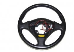 Maserati 4200 steering wheel black leather 183514