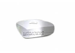 Bugatti Veyron r.h. outer mirror glass UAE