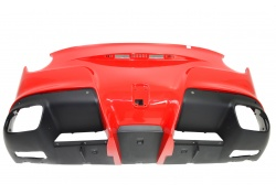 Ferrari F12 Berlinetta Rear Bumper