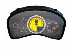 Ferrari 430 SPIDER Tacho Kombiinstrument Tachometer Karbon Gelb CARBON YELLOW COMPLETE INSTRUMENT BOARD 230363