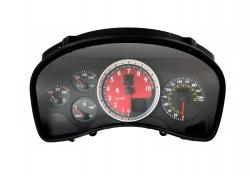 Ferrari 430 Scuderia Tacho Tachometer Rosso USA ROSSO COMPLETE INSTRUMENT BOARD FOR USA 245051
