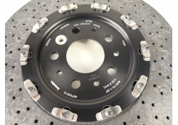 Ferrari F430 rear brake disc 222340