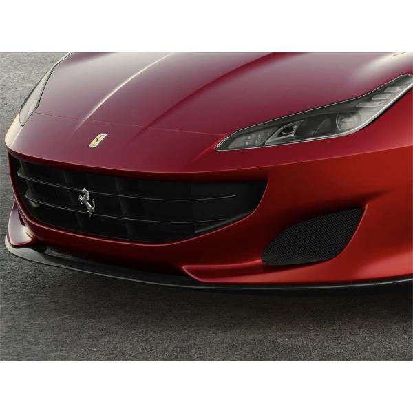 Maserati Portofino: FERRARI PORTOFINO FRONT GRILLE WITH CHROME ACCENTS