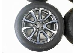 Maserati Levante 19 Zoll Radsatz Felgen Wheels Rims 670044699 670044704