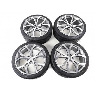 Maserati Levante 22 Zoll Novitec Wheels Rims 902235 112239