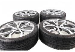Maserati Levante 22 Zoll Novitec Radsatz Felgen Wheels Rims 902235 112239