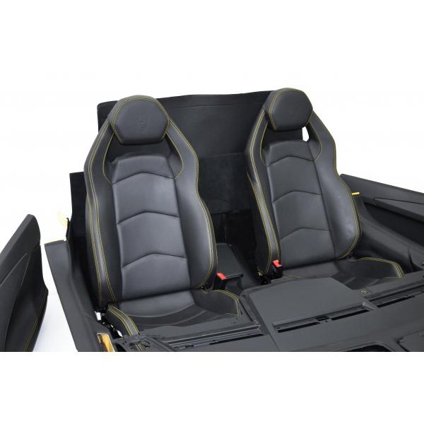 Lamborghini Aventador Interior: Lamborghini Aventador Coupe Interior, Seats, Dashboard