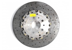 Ferrari California CCM Bremsscheibe Hinten REAR BRAKE DISC 240967 304561