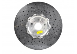 BENTLEY CONTINENTAL GT CARBON CERAMIC BRAKE DISC 3W0615302D