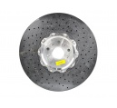 BENTLEY CONTINENTAL GT CARBON CERAMIC BRAKE DISC 3W0615301J