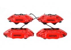 Ferrari 360 Brake Calipers red 243548, 243549, 228012, 179600