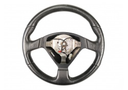 Ferrari 360 Lenkrad Schwarz Leder Steering Wheel Black Leather 66203900