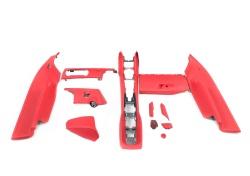 Ferrari 488 Sitze innen Verkleidung