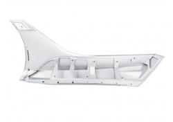 McLaren 720s AERO BLADE DOOR RH 14AA159CP