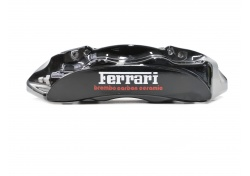 Ferrari F12 Berlinetta Bremssattel hinten rechts 278855 REAR RH CALIPER Black