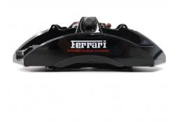 Ferrari F12 Berlinetta Bremssattel vorne links 276833 FRONT LH CALIPER WITH PADS -Black-