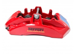 Ferrari F12 Berlinetta 278831 FRONT LH CALIPER Red