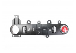 Bentley Continental Schalterblock 3W0959676B switch unit 3W0959676D