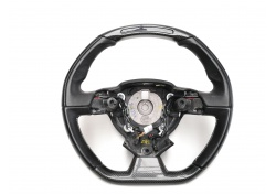 Ferrari STEERING WHEEL LEATHER CARBON 865901