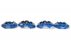 Ferrari F430 CCM Brake Caliper Brembo SET Blue