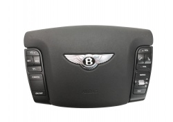 Bentley Continental GT Flying Spur Airbag Unit 3W0880199AA