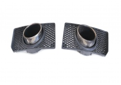 Lamborghini Gallardo SET Tail Pipes 400807676 400807675