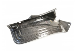McLaren MP4 12C Radkastenabdeckung rechts Carbon Wheel Arch Cover Panel 11A4478CP