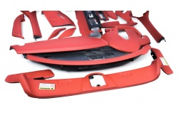 Ferrari 458 Spider Interior paneling
