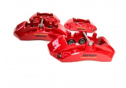 Ferrari 458 Brake Calipers red SET 261771 261770 286774 286773